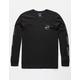BILLABONG Eighty Six Black Boys T-Shirt
