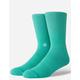 STANCE Icon Blue Mens Crew Socks