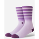 STANCE Bobby 2 Purple Mens Crew Socks