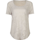TRESICS Womens Burnout Tee