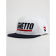DGK Ghetto Mens Snapback Hat
