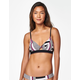 STANCE Cotton Twisted Triangle Bralette