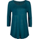 TRESICS 3/4 Sleeve Womens Tunic