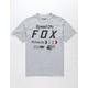 FOX Murc Heather Gray Boys T-Shirt