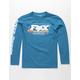 FOX Throwback Blue Boys T-Shirt