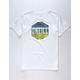 O'NEILL Sideshot White Boys T-Shirt