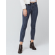 IVY & MAIN Stripe Denim Womens Skinny Jeans