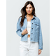 RVCA Pause It Womens Denim Jacket
