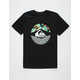 QUIKSILVER Stomped On Boys T-Shirt