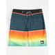 QUIKSILVER Highline Slab Charcoal Boys Boardshorts