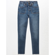 CELEBRITY PINK Pork Chop Girls Skinny Jeans