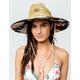 ROXY Tomboy Straw Womens Lifeguard Hat