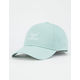 ADIDAS Originals Relaxed Outline Ash Green Womens Strapback Hat