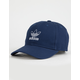 ADIDAS Originals Relaxed Outline Navy Womens Strapback Hat