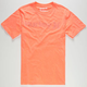 HURLEY One & Only Premium Mens T-Shirt