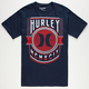 HURLEY Electricity Mens T-Shirt
