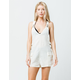 RVCA Round Town Cover Up Shortalls