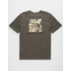 THE NORTH FACE Red Box Camo Boys T-Shirt