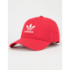 ADIDAS Originals Relaxed Red & White Womens Strapback Hat