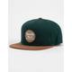 BRIXTON Wheeler Pine Mens Snapback Hat