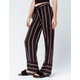 IVY & MAIN Front Tie Strap Womens Wide Leg Pants