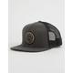 RIP CURL Premier Gray Mens Trucker Hat