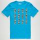 HURLEY Flammo Hula GI Mens T-Shirt