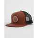 RIP CURL Premier Rust Mens Trucker Hat