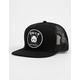 RIOT SOCIETY Panda Rose Mens Trucker Hat