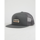 BRIXTON Palmer Gray Mens Trucker Hat
