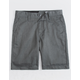 VOLCOM Frickin Chino Charcoal Boys Shorts