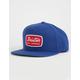 BRIXTON Jolt Royal Mens Snapback Hat