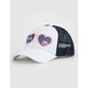 O'NEILL Dazey White Girls Trucker Hat