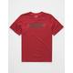 FOX Muffler Cardinal Boys T-Shirt