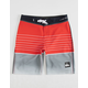 QUIKSILVER Highlight Slab Red Boys Boardshorts