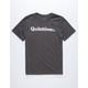 QUIKSILVER Fraction Of Mind Boys T-Shirt