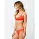 DAMSEL Red Hipster Bikini Bottoms