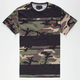 BILLABONG Invert Camo Mens T-Shirt
