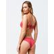 ROXY American Beauty Reversible Cheeky Bikini Bottoms