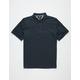 VOLCOM Wowzer Navy Boys Polo Shirt