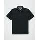 VOLCOM Wowzer Black Boys Polo Shirt
