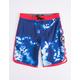 HURLEY Tie Dye Boys Boardshorts