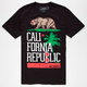 RIOT SOCIETY Tropical Cali Mens T-Shirt