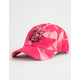 PRIMITIVE x Rick And Morty Rick Washed Pink Mens Dad Hat