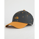 THE NORTH FACE 66 Classic Tech Citrine Yellow Campfire Mens Strapback Hat