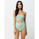 BIKINI LAB Sand Dunes One Piece Swimsuit