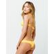 RIP CURL Classic Surf Yellow Super Cheeky Bikini Bottoms