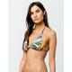 BIKINI LAB Tropical Triangle Bikini Top