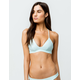 HURLEY Quick Dry Surf Igloo Bikini Top