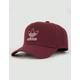 ADIDAS Originals Dart Precurve Burgundy Mens Snapback Hat